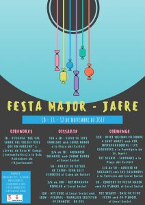 FESTA MAJOR - JAFRE
